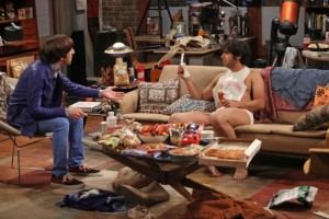 "5 Moments of Goodness from The Big Bang Theory ""The Monster Isolation"""