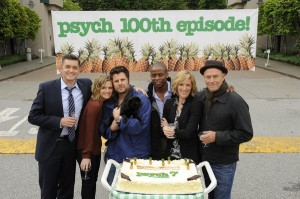"Psych 100 Preview: Maggie Lawson & Timothy Omundson talk ""100 Clues"" [INTERVIEW]"