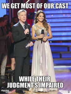 Dancing with the Stars, Week 1