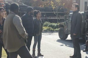 "The Walking Dead Season Finale Preview: ""Welcome To The Tombs"" [VIDEO and PHOTOS]"