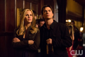 "The Vampire Diaries ""Bring It On"""