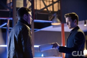 Arrow Conversations: Tommy, Oliver and Change