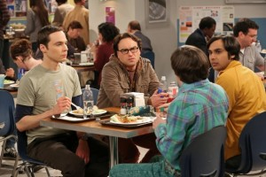 "5 Moments of Goodness from The Big Bang Theory ""The Tenure Turbulence"""