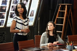 """Scandal Moments and Conversations: """"Molly, You in Danger, Girl"""""""