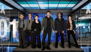 Premature Infatuation: FOX's Almost Human [PHOTOS and VIDEO]