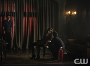 "The Vampire Diaries ""She's Come Undone"""