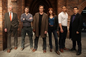 TV Goodness Q&A: William Fichtner and Producers Discuss NBC's Crossing Lines [INTERVIEW]