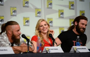 Comic-Con 2013 Quick Takes: Vikings Season 2 Talk + Trailer [VIDEO]