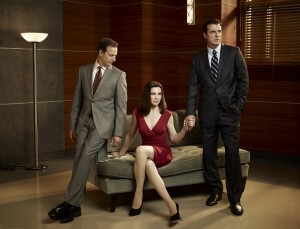 TV Goodness Reports: The Good Wife on Hulu [VIDEO and PHOTOS]