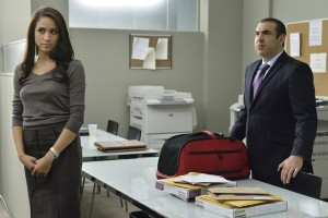"Six Moments of Goodness from Suits ""She's Mine"""