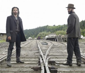 EXCLUSIVE TV Goodness Q&A: Anson Mount Discusses Season 3 of AMC's Hell on Wheels [INTERVIEW]