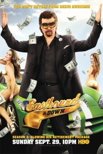 "Eastbound & Down Season Four Premiere Preview: ""Chapter 22"" [Michael Beasley Q&A]"