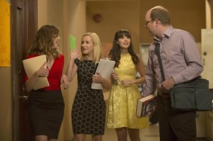 "What They Said: Favorite Quotes from New Girl ""Nerd"" (+ Guest Star Goodness)"