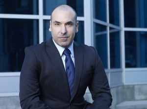 "Moment of Goodness: Harvey Teams Up with a Badass Louis Litt, Suits ""Bad Faith"""