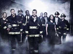 TV Goodness Q&A: Chicago Fire Cast and EPs Talk Season Two, Sperm, Love Triangles, and more [INTERVIEW]