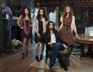 Get With the Program: Lifetime's Witches of East End