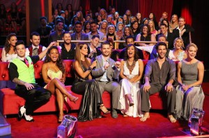 Dancing with the Stars: Season 17 Week 5 aka My Most Memorable Year