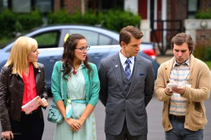 Hallmark Channel Movie Preview: Signed, Sealed, Delivered [VIDEO and PHOTOS]