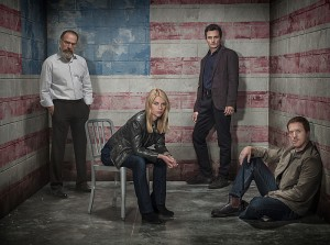 "Moment of Goodness: Carrie and Saul [SPOILER], Homeland ""Game On"""