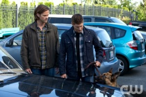 "Supernatural ""Dog Dean Afternoon"""