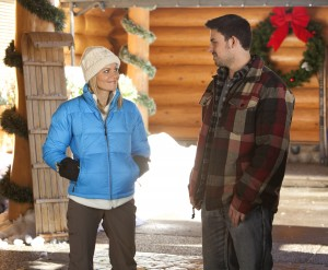 Hallmark Channel Preview: Let it Snow [VIDEO and PHOTOS]