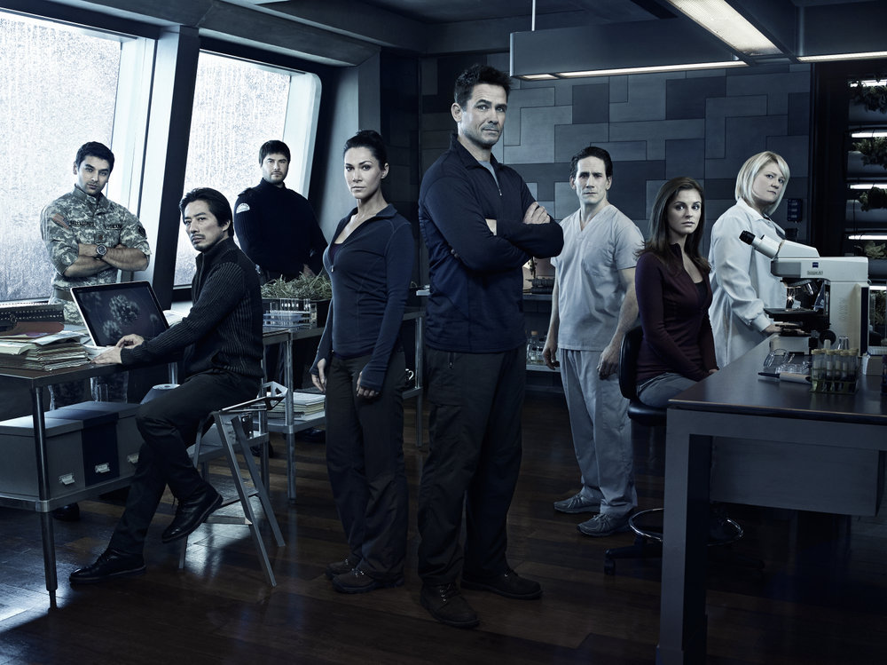 Winter TV Preview 2014: Syfy's Helix [SET VISIT INTERVIEW, PHOTOS, VIDEO]