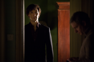 "Sherlock ""The Empty Hearse"""