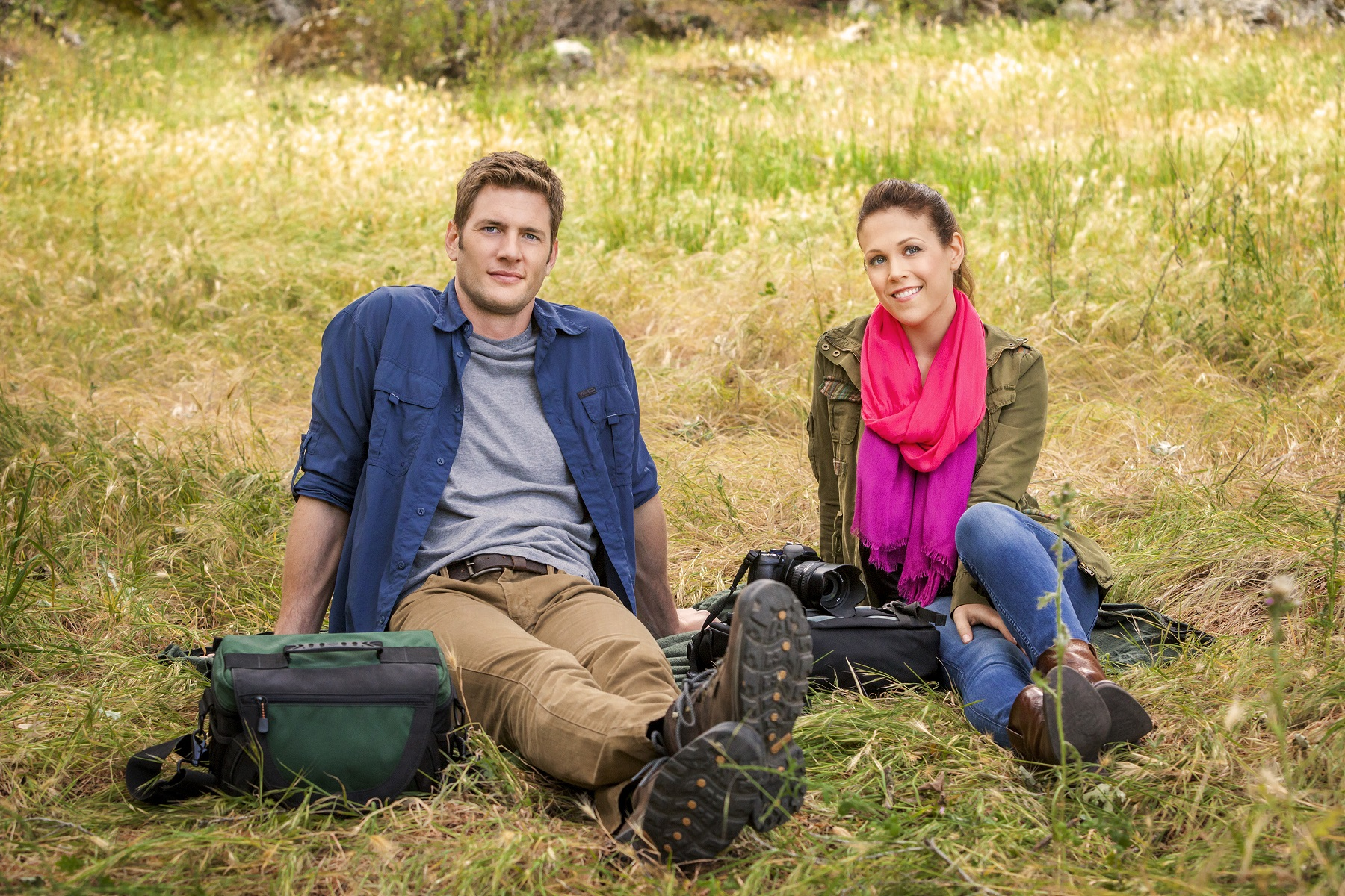 Hallmark Channel Movie Preview: Chance at Romance [VIDEO and PHOTOS