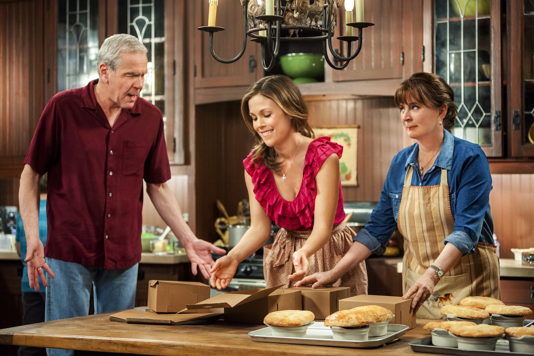 Hallmark Channel Movie Preview Chance At Romance Video