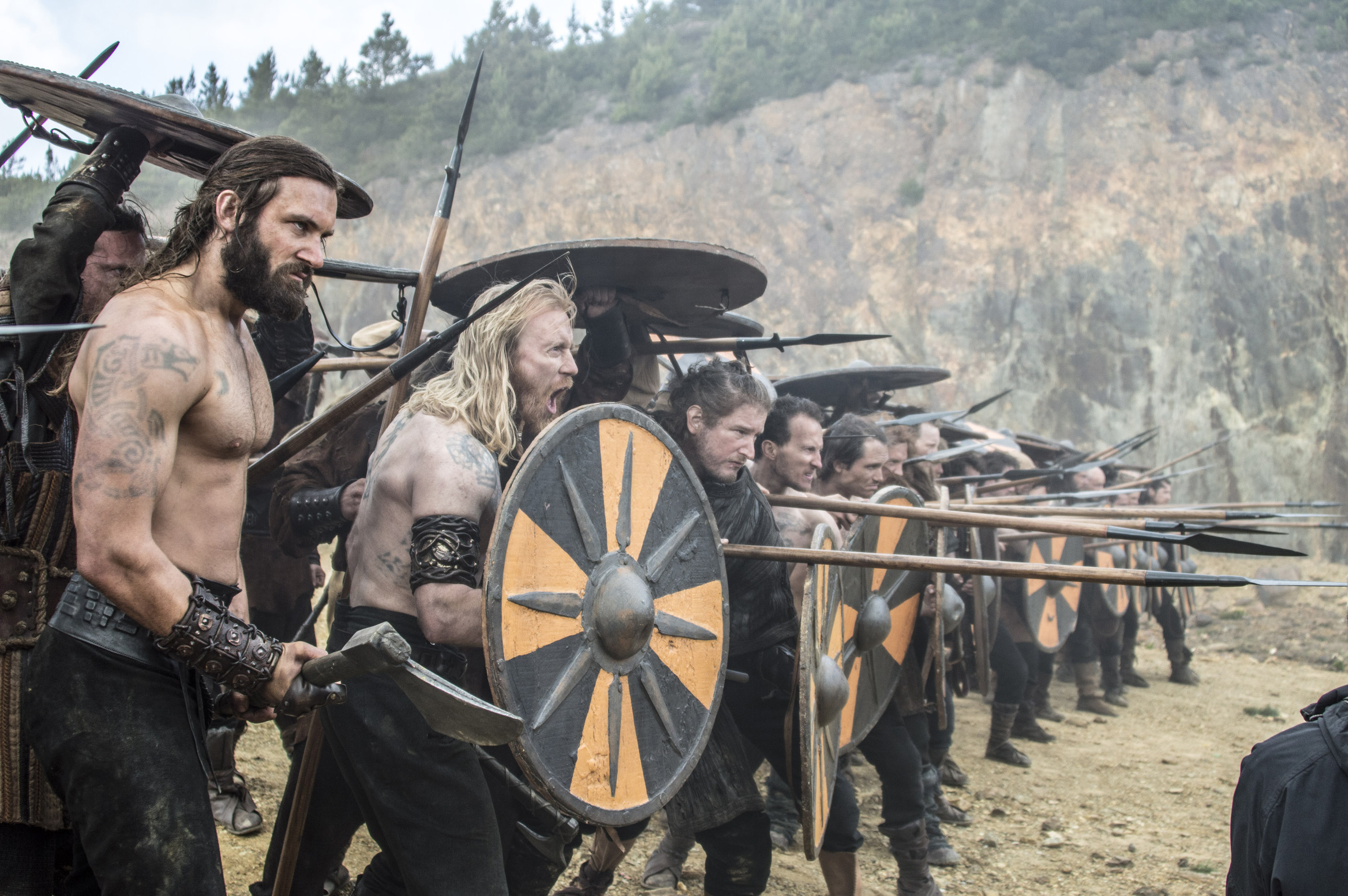 Countdown to Vikings Season Two [VIDEO and PHOTOS] | TV ...