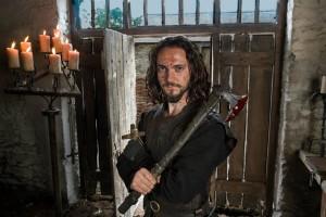 """Moment of Heartbreak: Athelstan is Crucified, Vikings """"Eye for an Eye"""""""
