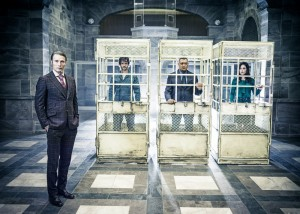 Hannibal Season Two Preview [VIDEO and PHOTOS + Cast and Creator INTERVIEW]