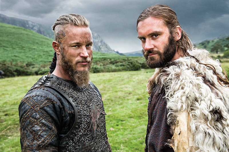 Countdown to Vikings Season Two: The Cast Talks S2 [VIDEO INTERVIEWS]