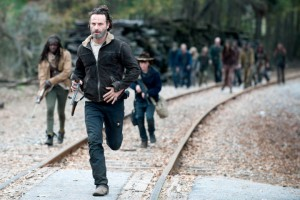 "The Walking Dead Season Four Finale ""A"""
