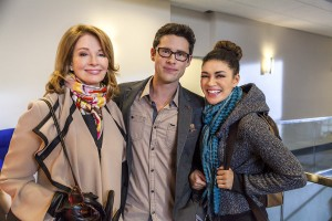 TV Movie Goodness: A Preview of Hallmark Channel's Lucky in Love [PHOTOS and VIDEO]