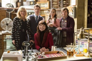 TV Goodness Reports: Signed, Sealed, Delivered Renewed As Film Series