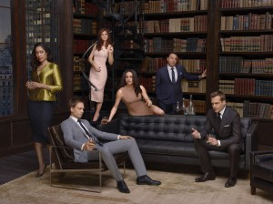 Countdown to Suits Season Four [PHOTOS and VIDEO]
