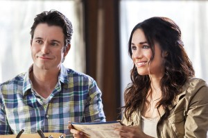 TV Movie Goodness Interview: When Sparks Fly's Meghan Markle [Exclusive]