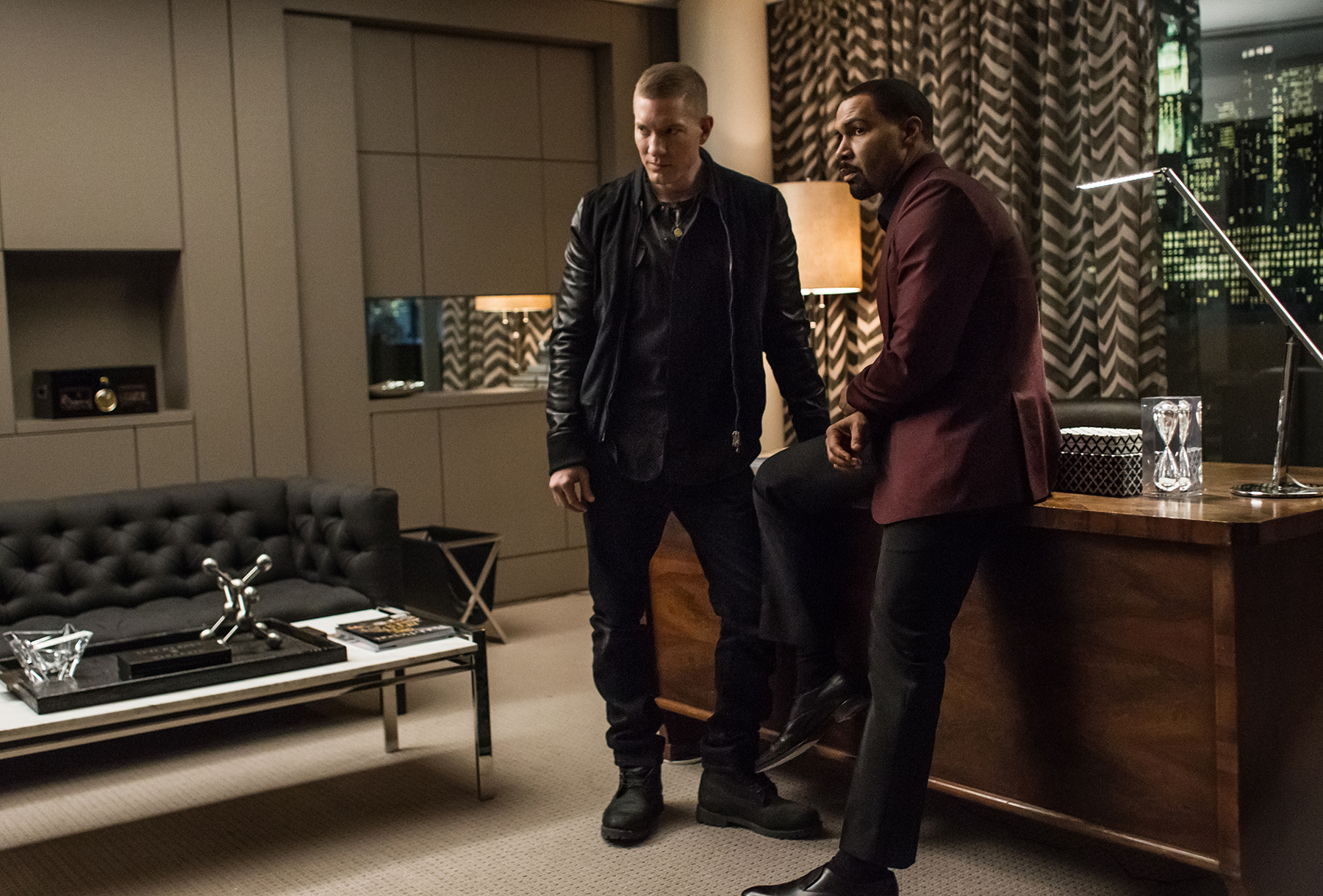 Exclusive interview with power s joseph sikora who you with