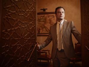 TYRANT - Pictured: Justin Kirk as John Tucker. CR: Matthias Clamer/FX