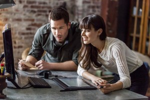 TV Movie Goodness Interview: Luke Macfarlane Talks Hallmark Movie Channel's The Memory Book