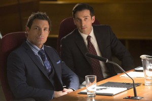 EXCLUSIVE Interview with Cedar Cove's Brennan Elliott