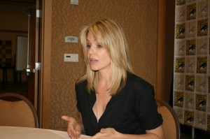 Andrea Roth as Dr. Juliet Bryce