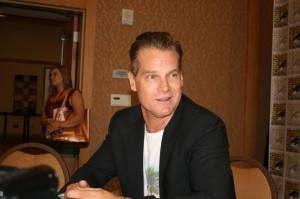 Brian Van Holt as Captain William Dellinger