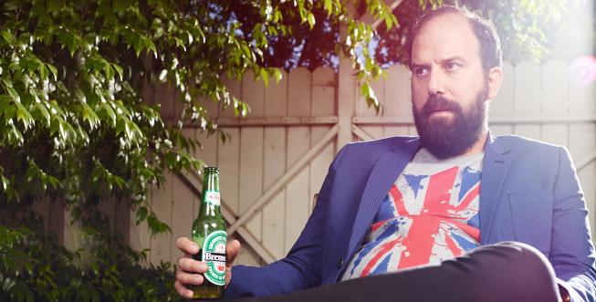 Brett Gelman Talks About Playing a Mess on FX's Married [INTERVIEW]