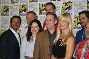 Hiatus Helper: Composer Brian Reitzell Talks the Music of NBC's Hannibal [SDCC Interview]