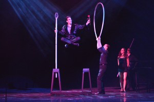 Michael Grandinetti 2014 Tour - Mid-Air Levitation