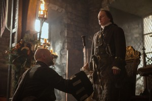 """Two Takes: Outlander """"The Gathering"""""""