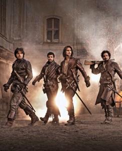 """The Musketeers """"Musketeers Don't Die Easily"""""""