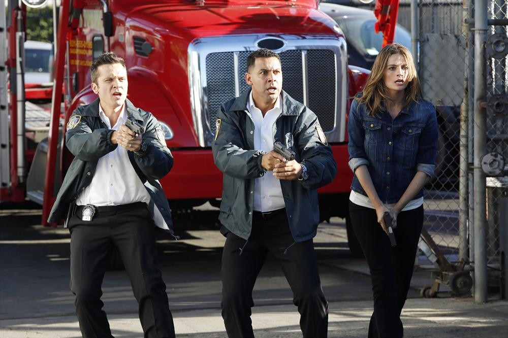 "Castle Season 7 Premiere Preview: ""Driven"" [PHOTOS and VIDEO]"